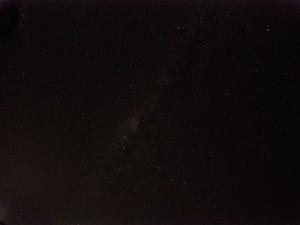 Milky Way dari Gopro saya :D