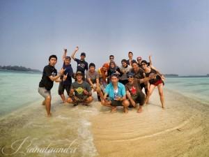 Last Picture, Foto keluarga di gusungan