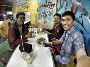 Pantjong Rest Coffee Meeting!!