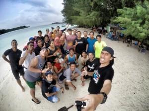 Full team Dolphinostrado!