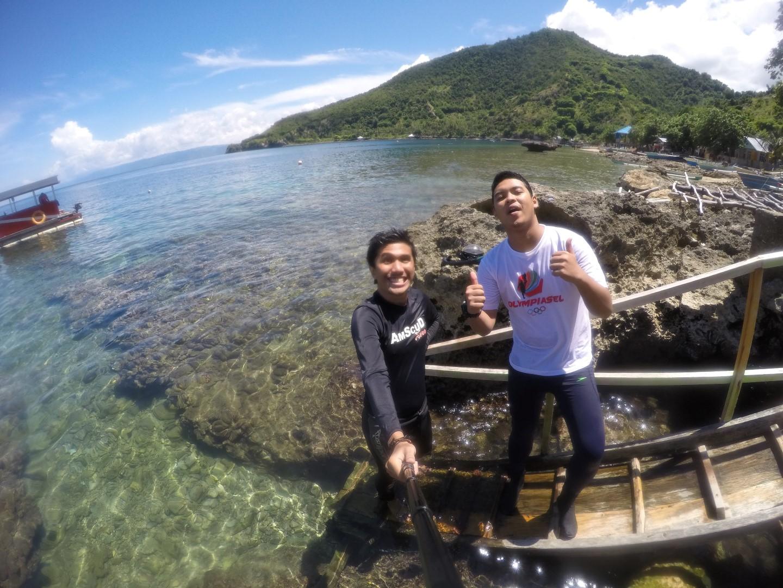 Taman Laut Olele Gorontalo
